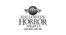HALLOWEEN HORROR NIGHTS at Universal Orlando Resort logo