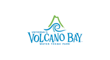 Universal Volcano Bay™ logo
