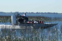 Boggy Creek Airboat Ride with Transfers