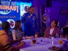 Real Florida Adventures Kennedy Space Center Tour & Dine with an Astronaut