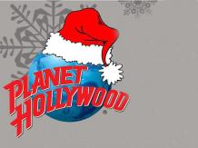 Christmas Day Celebration at Planet Hollywood