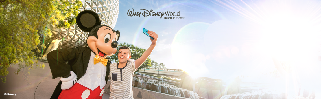 Enjoy UNLIMITED Access to all 6 Disney Parks from LESS than £22 Per Day!