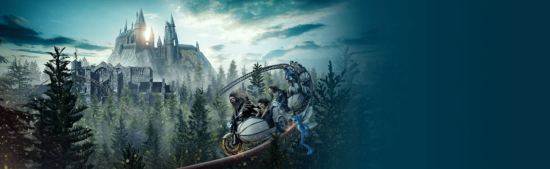 Get 3 Universal Parks for the Price of 2!