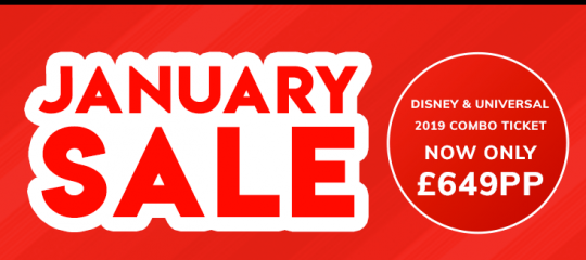 New Year's Sale!