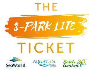 busch gardens tickets tampa. 3-Park Lite - SeaWorld, Aquatica And Busch Gardens Ticket Tickets Tampa