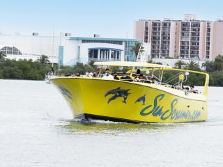Real Florida Adventures Clearwater Beach & Sea Screamer