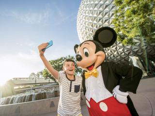 Disney's 7 Day Ultimate Ticket with Memory Maker