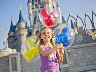 Disney 2 Day Ticket with Mini Golf