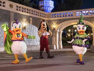 Disney After Hours Boo Bash at Magic Kingdom Park