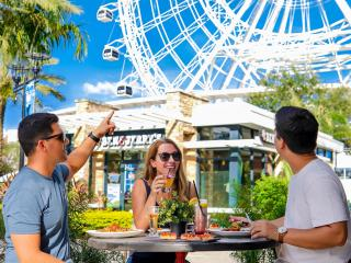 ICON Orlando™ Fly & Dine