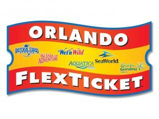 Orlando FlexTicket™ (5 Parks)