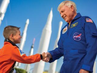 Real Florida Adventures #1 Kennedy Space Center Tour
