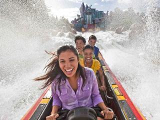 Universal Orlando 3-Park 7-Day Promo Ticket