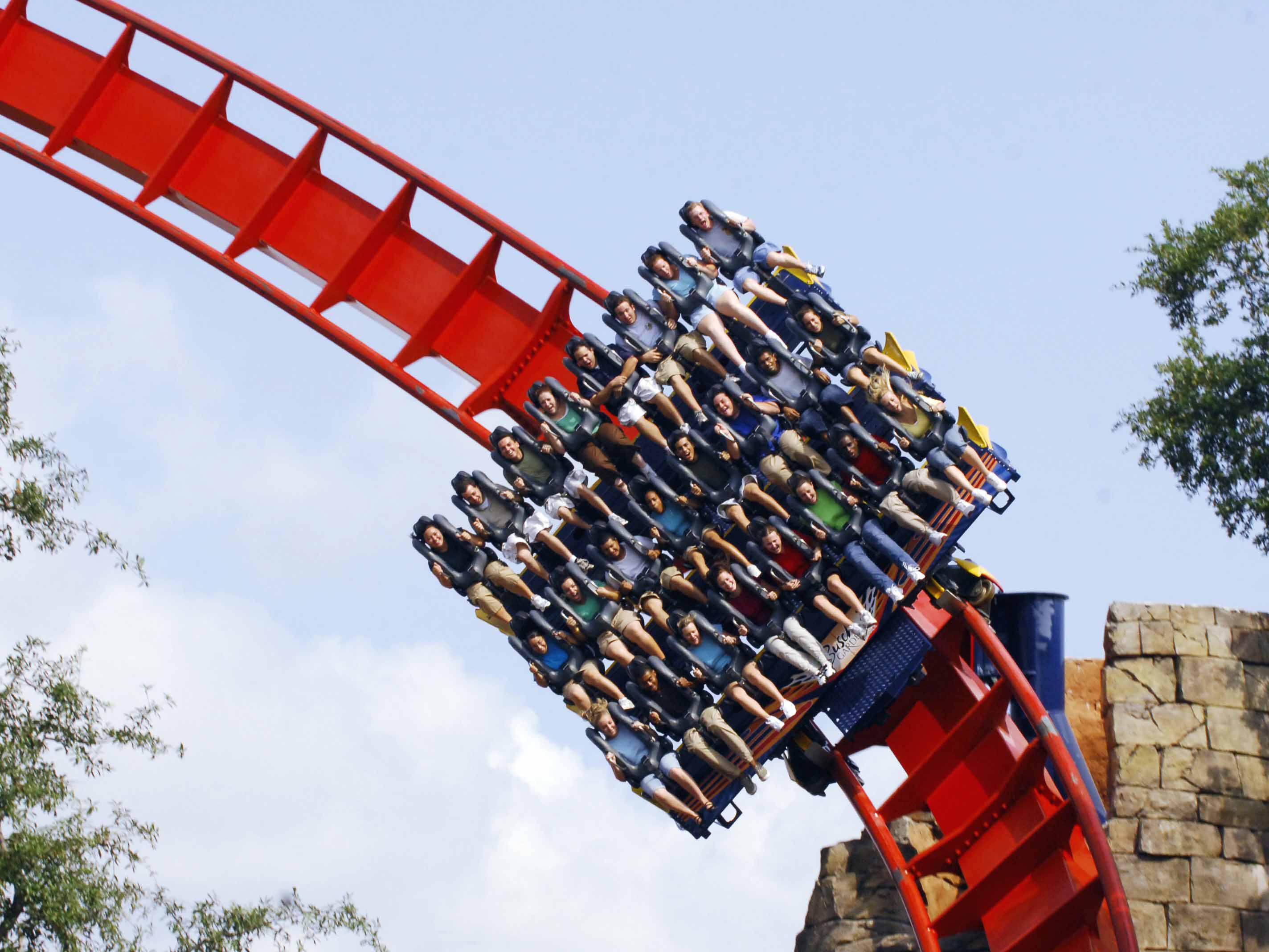 2 Park Seaworld And Busch Gardens