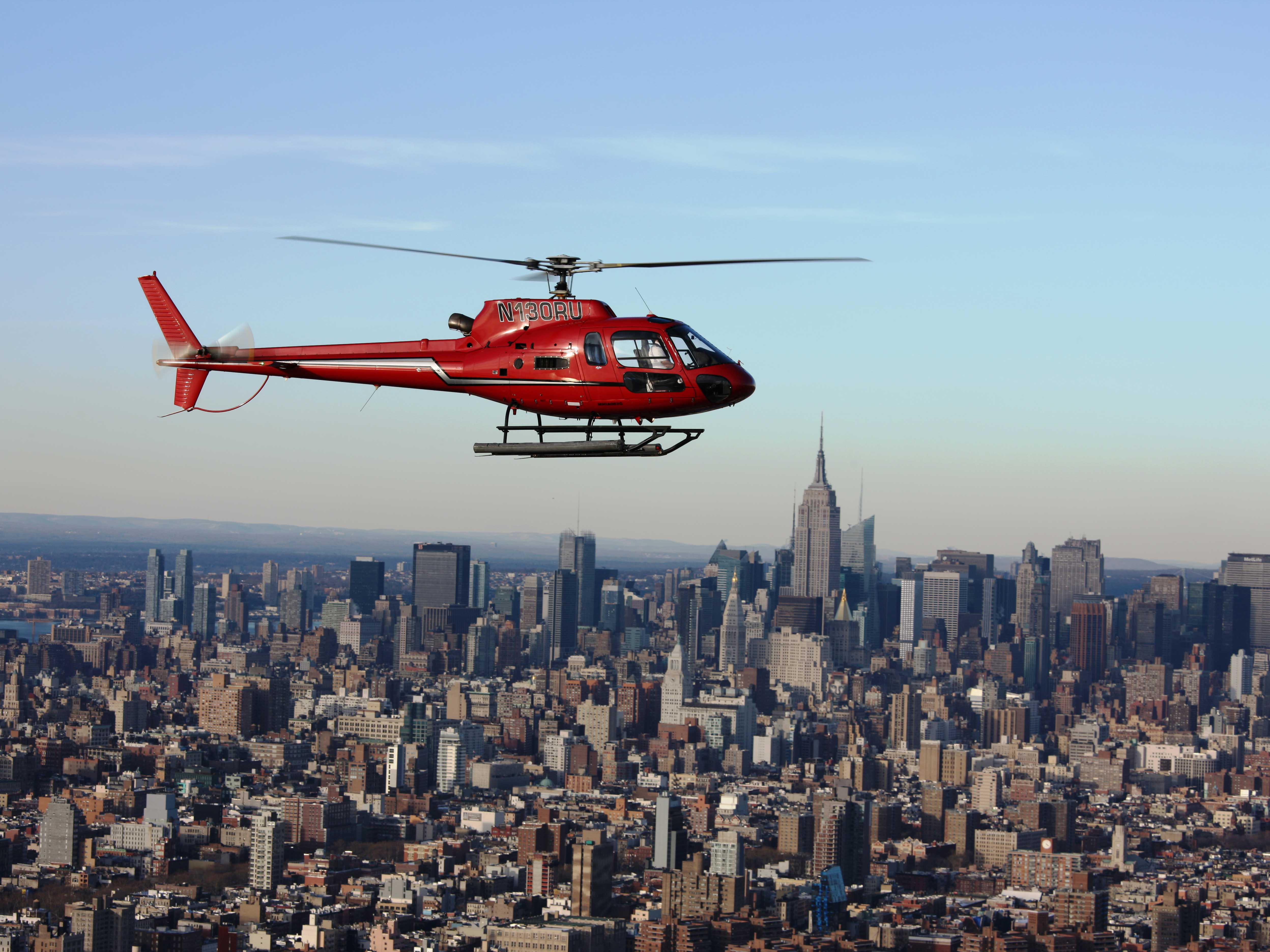 Helicopter Tour Ride Nyc
